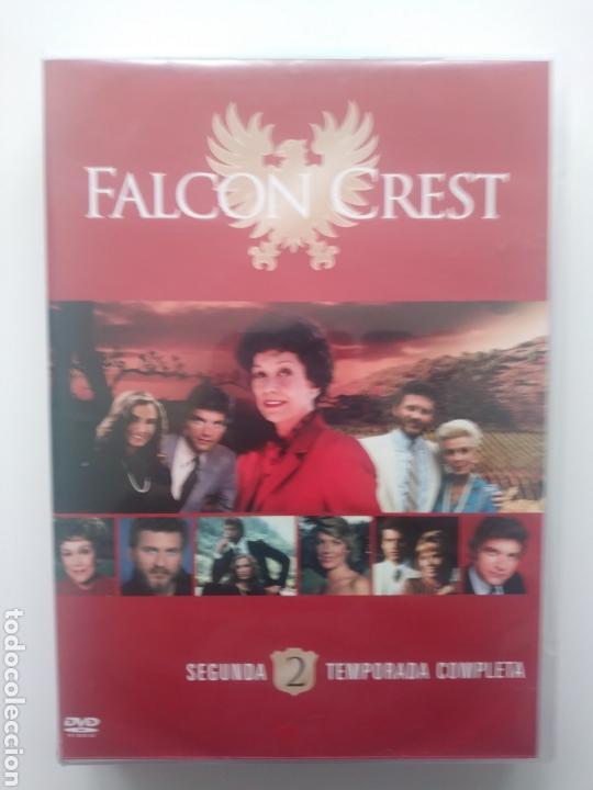 FALCON CREST :TEMPORADA 2 (6 DVDS) (Series TV en DVD)