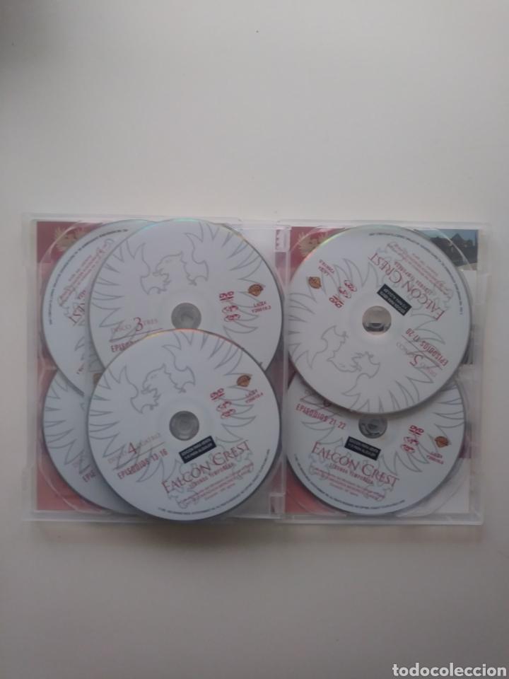 Series de TV: Falcon Crest :Temporada 2 (6 DVDS) - Foto 3 - 136089682