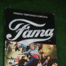 Series de TV: FAMA - PRIMERA TEMPORADA COMPLETA - CAJETIN 4 DVD 2007. Lote 159364218