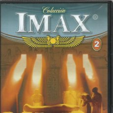 Series de TV: COLECCION IMAX: MISTERIOS DE EGIPTO 02. Lote 159430650
