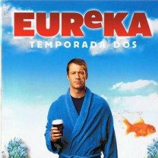 Séries TV: EUREKA TEMPORADA DOS ( 4 DISCOS). Lote 159680790
