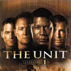 Series de TV: THE UNIT TEMPORADA 1 ( 4 DISCOS). Lote 159684106