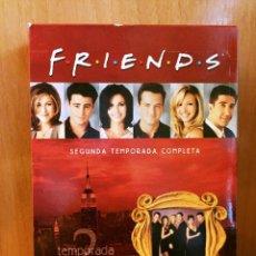 Series de TV: FRIENDS - TEMPORADA 2 COMPLETA. Lote 159867862