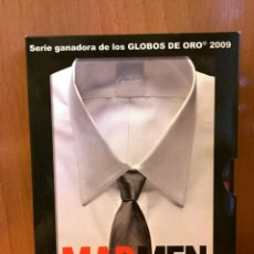 Series de TV: MAD MEN - TEMPORADA 2 COMPLETA. Lote 159868478