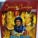 Series de TV: REQUIEM POR GRANADA. SERIE 4 DVDS. 1988 . Lote 160415870