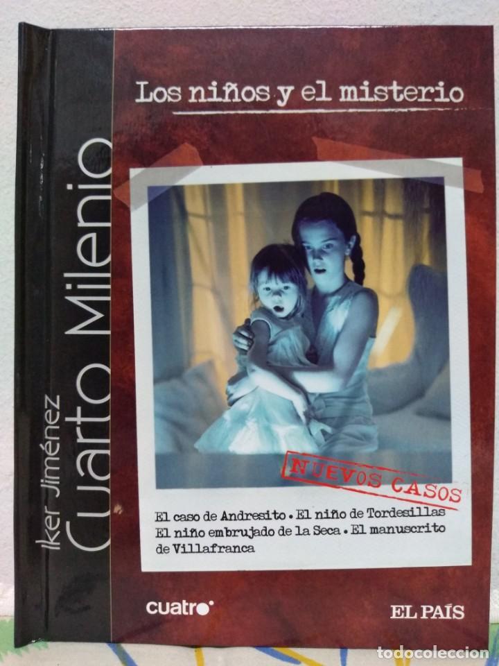 cuarto milenio. iker jiménez. los niños y el mi - Buy TV Series on ...