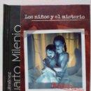 Series de TV: CUARTO MILENIO. IKER JIMÉNEZ. LOS NIÑOS Y EL MISTERIO. DVD Y LIBRO. VER FOTOS ADICIONAL. ED. EL PAÍS. Lote 160416542