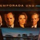 Series de TV: CDS13//LEY Y ORDEN ACCION CRIMINAL/TEMP 1//22 EPISODIOS. Lote 160466056