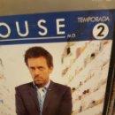 Series de TV: CDS13//HOUSE//TEMP 2//DISCO 2. Lote 160466822