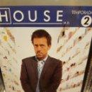 Series de TV: CDS13//HOUSE//TEMP 2//DISCO 3. Lote 160467181