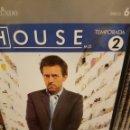 Series de TV: CDS13,//HOUSE//TEMP2// DISCO6. Lote 160468368