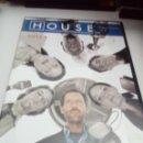 Series de TV: HOUSE. TEMPORADA UNO. DISCO 8. B15DVD. Lote 160468986