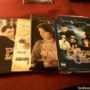 Series de TV: LOS PAZOS DE ULLOA CAPÍTULOS 1 2 3 Y 4. Lote 160528310