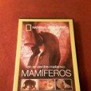 Series de TV: NATIONAL GEOGRAPHIC EN EL VIENTRE MATERNO MAMÍFEROS. Lote 160528649