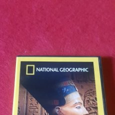 Series de TV: NATIONAL GEOGRAPHIC NEFERTITI Y LA DINASTÍA PERDIDA. Lote 160804798