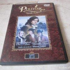 Séries de TV: POLDARK SEGUNDA PARTE DVD - CAPITULOS 10 Y 11 - BBC TV. Lote 160899254