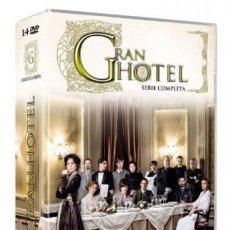 Series de TV: SERIE COMPLETA EN DVD GRAN HOTEL ( NUEVA A ESTRENAR PRECINTADA ) EN CASTELLANO. Lote 221713482