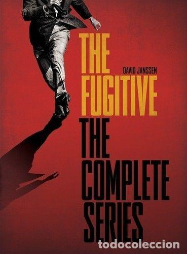 (SERIE EL FUGITIVO) THE COMPLETE SERIES THE FUGITIVE EN DVD SOLO AUDIO EN INGLÉS (Series TV en DVD)