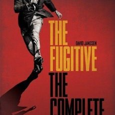 Series de TV: (SERIE EL FUGITIVO) THE COMPLETE SERIES THE FUGITIVE EN DVD SOLO AUDIO EN INGLÉS. Lote 161146538