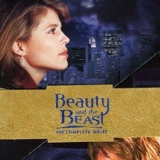 Series de TV: (SERIE LA BELLA Y LA BESTIA) BEAUTY AND THE BEAST: THE COMPLETE SERIES DVD NUEVO AUDIO SOLO INGLÉS. Lote 161148422