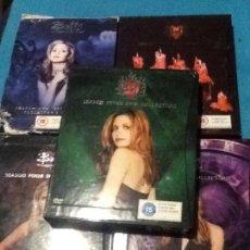 Series de TV: BUFFY THE VAMPIRE SLAYER DVD BUFFY CAZAVAMPIROS 5 TEMPORADAS EDICIÓN COLECCIONISTA INGLES Y FRANCES. Lote 161149626