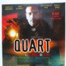 Series de TV: QUART. EL HOMBRE DE ROMA. 6 DVDS. BASADA EN LA OBRA LA PIEL DEL TAMBOR DE ARTURO PÉREZ REVERTE.. Lote 161179982
