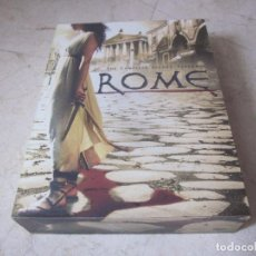 Series de TV: ROME - THE COMPLETE SECOND SEASON DVD - 5 DISCOS - HBO 2007. Lote 161186970