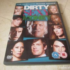 Series de TV: DIRTY SEXY MONEY - THE COMPLETE SECOND SEASON DVD - 3 DISCOS - ABC STUDIOS. Lote 161187546