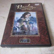 Séries de TV: POLDARK SEGUNDA PARTE CAPITULOS 12 Y 13 DVD - BBC. Lote 161311090