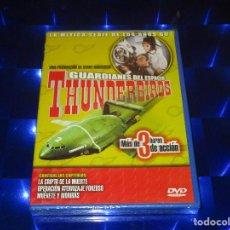 Series de TV: THUNDERBIRDS ( GUARDIANES DEL ESPACIO ) - DVD - PRECINTADO - LA CRIPTA DE LA MUERTE .... Lote 161402238