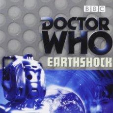 Series de TV: DOCTOR WHO - EARTHSHOCK (5º DOCTOR PETER DAVISON) [DVD]. Lote 161708582