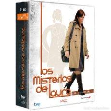 Series de TV: SERIE COMPLETA EN DVD LOS MISTERIOS DE LAURA NUEVA A ESTRENAR PRECINTADA. Lote 211401541