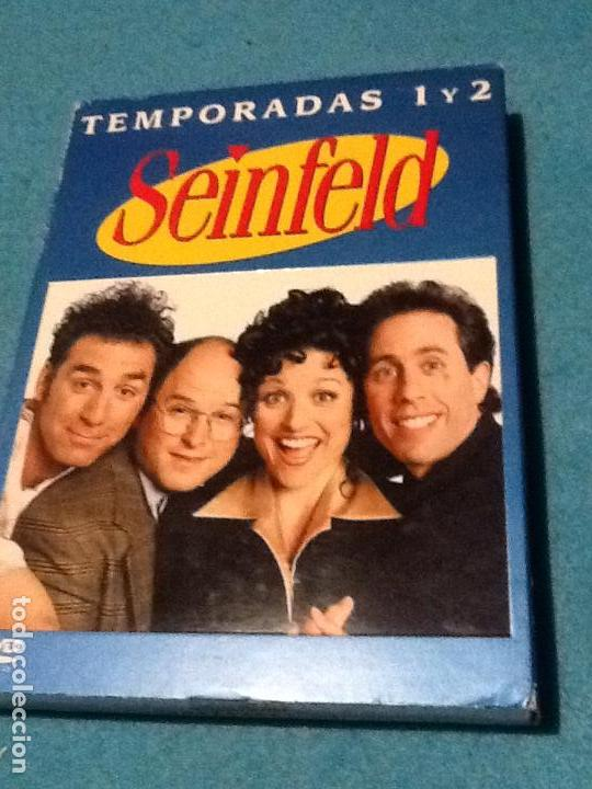 SEINFELD DVD TEMPORADAS 1 Y 2 SERIE TV (Series TV en DVD)