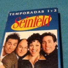 Series de TV: SEINFELD DVD TEMPORADAS 1 Y 2 SERIE TV. Lote 161963214
