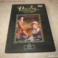 Séries de TV: POLDARK PRIMERA PARTE DVD - CAPITULOS 13/16 - BBC. Lote 161966290