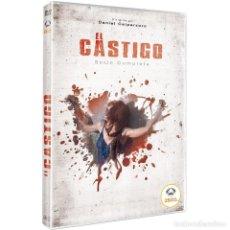 Séries TV: SERIE COMPLETA EN DVD EL CASTIGO NUEVA A ESTRENAR PRECINTADA SIN ABRIR. Lote 162013902