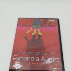 Series de TV: PARANOIA AGENT EPISODIOS 1 A 6 DVD. Lote 162374610