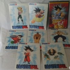 Series de TV: DRAGON BALL, BOLA DE DRAGON - LOTE DE 8 DVD CON 10 EPISODIOS.. Lote 162591322