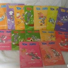 Series de TV: TOM Y JERRY - 14 DVD CON MAS DE 70 EPISODIOS ......ZXY. Lote 162591917