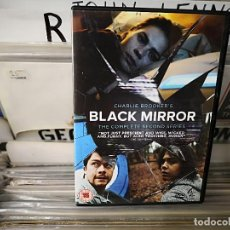 Series de TV: CHARLIE BROOKER'S BLACK MIRROR THE COMPLETE SECOND SERIES,EN INGLES. Lote 163028222
