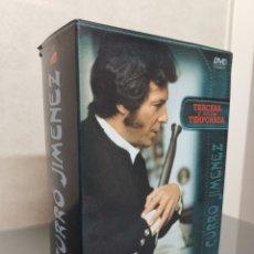 Series de TV: PACK 5 DVD CURRO JIMÉNEZ 3° TEMPORADA ÚLTIMA PRODUCTO OFICIAL. Lote 163497814