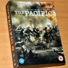 Series de TV: UNA SERIE BÉLICA SOBRE LA 2ª GUERRA MUNDIAL: THE PACIFIC - CAJA DE EDICIÓN 6 DVD - EDITA: HBO - 2010. Lote 163703842