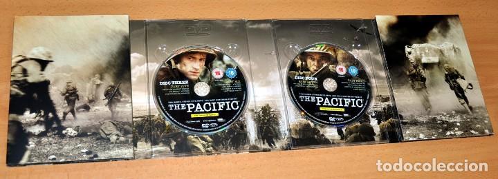 Series de TV: UNA SERIE BÉLICA SOBRE LA 2ª GUERRA MUNDIAL: THE PACIFIC - CAJA DE EDICIÓN 6 DVD - Edita: HBO - 2010 - Foto 4 - 163703842