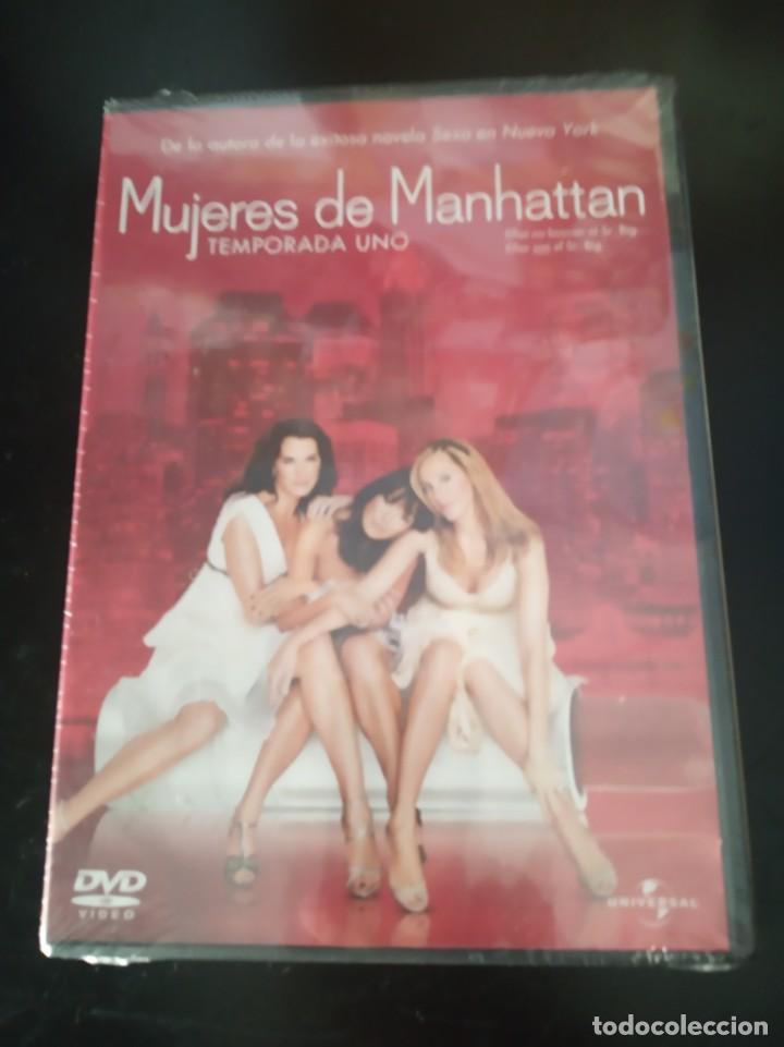MUJERES DE MANHATTAN.TEMPORADA 1 (Series TV en DVD)