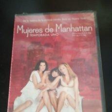Series de TV: MUJERES DE MANHATTAN.TEMPORADA 1. Lote 163731378