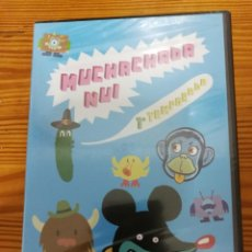 Series de TV: MUCHACHADA NUI -TEMPORADA 1 - 2DVD - NUEVO. Lote 163821430