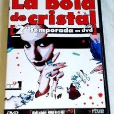 Series de TV: DVD - LA BOLA DE CRISTAL 2ª TEMPORADA. Lote 163969386