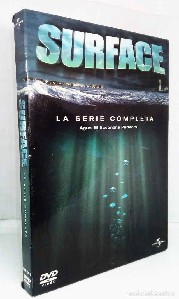 LA SERIE COMPLETA SURFACE***AGUA.EL ESCONDITE PERFECTO****15 EPISODIOS (Series TV en DVD)