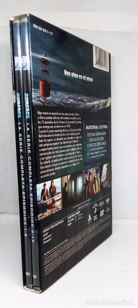 Series de TV: LA SERIE COMPLETA SURFACE***AGUA.EL ESCONDITE PERFECTO****15 EPISODIOS - Foto 2 - 46954195