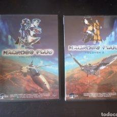 Series de TV: DVD. MACROSS PLUS. VOLUMEN 1 Y 2. MINISERIE COMPLETA.. Lote 164886904